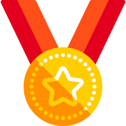 Kid Business Competition Medal