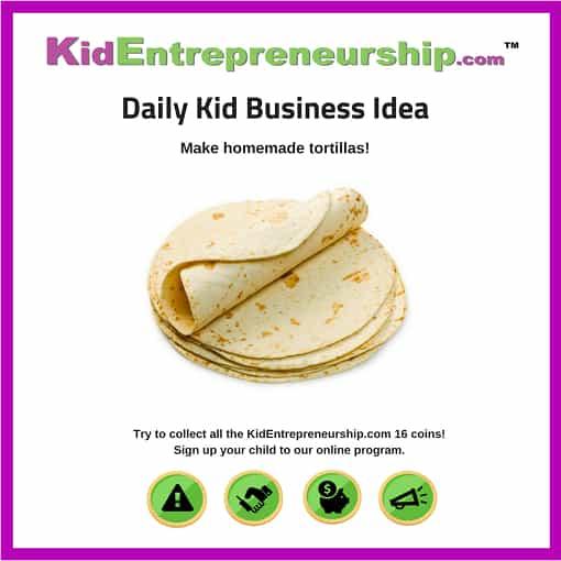 Kid Business Ideas Kidentrepreneurshipcom