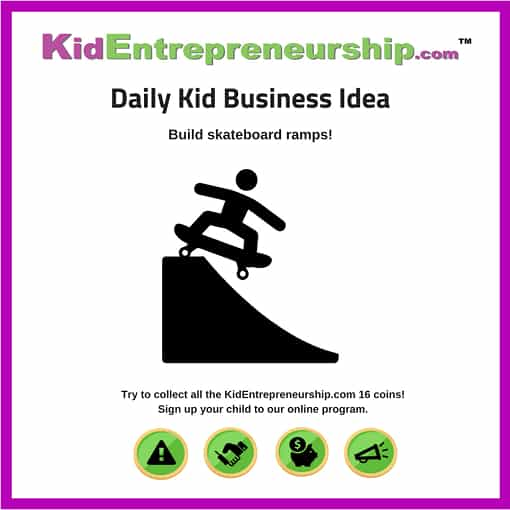 Kid Business Idea